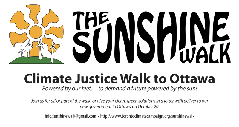 Click Here To Go To The Sunshine Walk Page For More Info